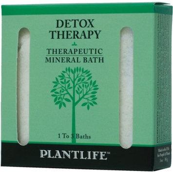 Plantlife Detox Therapeutic Mineral Bath Salt - 3oz