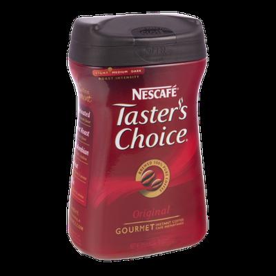 Nescafe Taster's Choice Original Coffee