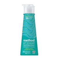 method 8X Laundry Detergent, Beach Sage, 20 oz