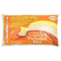 Goya Golden Canilla Parboiled Long Grain Rice -Pack of 6
