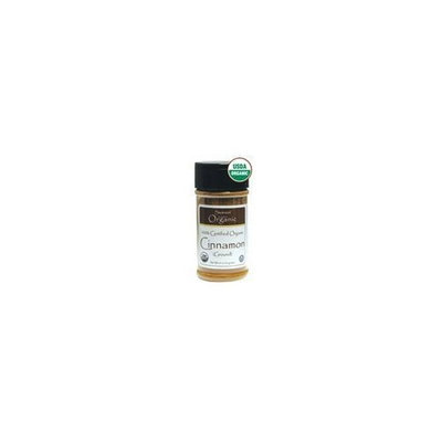 Swanson Organic 100% Certified Organic Cinnamon (Ground) 1.5 oz (42.5 grams) Pwdr