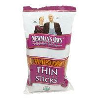 Newman's Own Organics Thin Pretzel Sticks