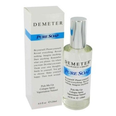 Demeter by Demeter Pure Soap Cologne Spray 4 oz for Women