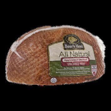 Boar's Head Applewood Smoked Uncured Ham