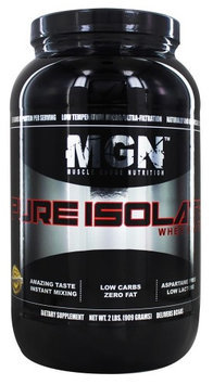 Muscle Gauge Nutrition - Pure Isolate Whey Protein Ice Cream Sandwich - 2 lbs.