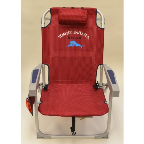 Tommy Bahama Backpack Cooler Chair []