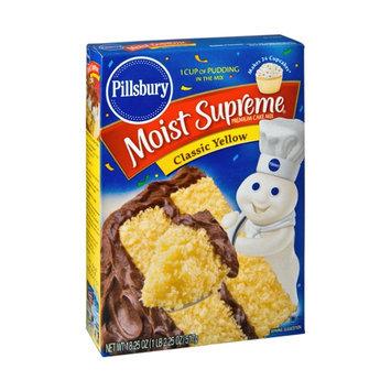 Pillsbury Moist Supreme Classic Yellow Premium Cake Mix