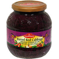 Gundelsheim Barrel Red Cabbage