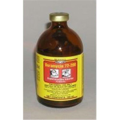 Durvet Key Items Duramycin 72