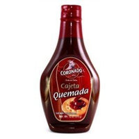 Coronado Cajeta Quemada - Regular Flavor (Squeeze Bottle) 23.1 oz