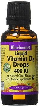 Bluebonnet Liquid Vitamin D3 400 IU - 1 fl. oz.