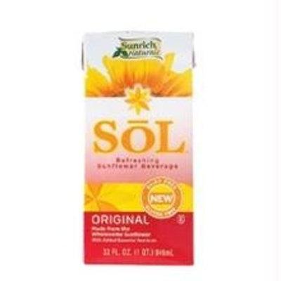 Sunrich Naturals Sol Original Sunflower Milk (6x32 Oz)