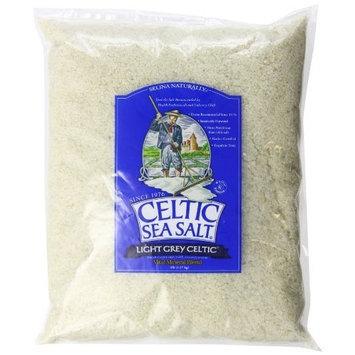Selina Naturally Celtic Sea Salt Bag, Light Grey, 5 Pound