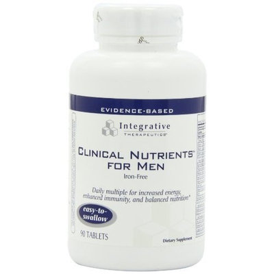 Integrative Therapeutic's Integrative Therapeutics Clinical Nutrient For Men,90 Tablets