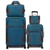 bathmat sets Travel Select Allentown 4 Piece Spinner Luggage Set, Only at Macy's