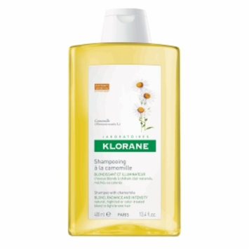 Klorane Golden Highlights Shampoo with Chamomile Extract