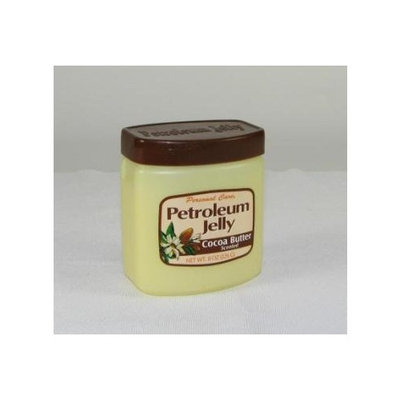 Personal Care Petroleum Jelly Cocoa 8 oz. (Pack of 12)