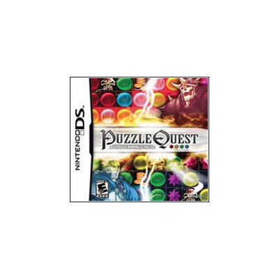 D3 Publisher of America Puzzle Quest: Challenge of WarLords