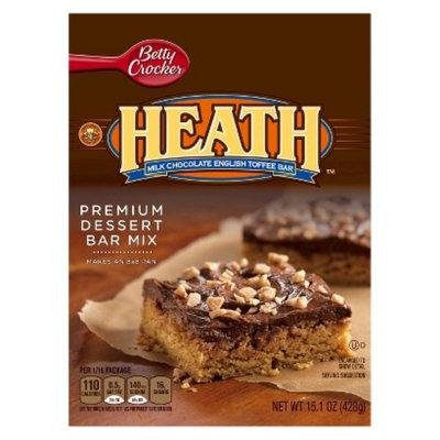 Betty Crocker Heath Dessert Bars 14.5oz