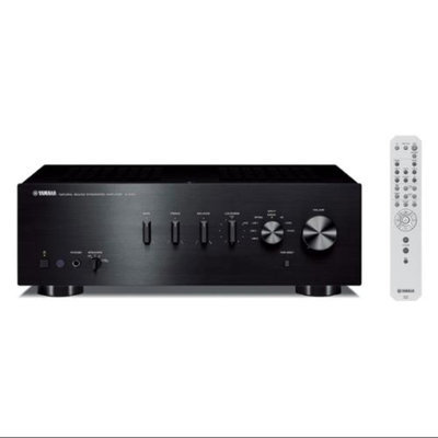 Yamaha AS301BL Integrated Amplifier with DAC Black