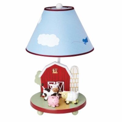 Guidecraft Farm Friends Table Lamp, Multi, 1 ea