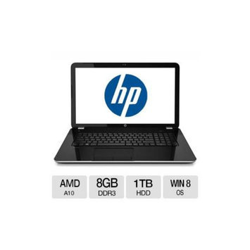 Refurbished HP Pavilion 17-e119wm AMD A10 8GB Memory 1TB HDD 17.3