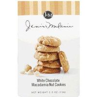 Jm Foods J White Chocolate Macadamia Nut Cookies, 2.5 oz, (Pack of 12)