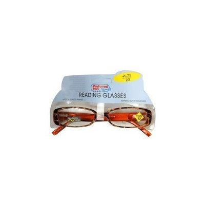 Preffered Plus Glasses-reading 1.75pwr ***Kpp Size: Rr909