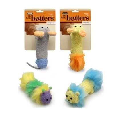Aspen Products PETMATE 291842 Itty Bitty Batter Mouse Activity Cat Toy