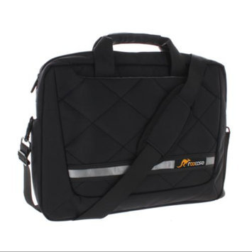 roocase 15.6 Travel Mate Messenger Carrying Bag for 15.6 inch Laptop / Ultrabook / Macbook Pro / Tablet / iPad