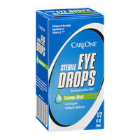 CareOne Sterile Eye Drops Seasonal Relief