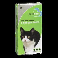 Van Ness Giant Cat Pan Liners - 8 CT