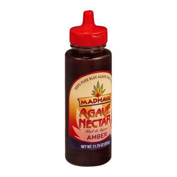 Madhava Agave Nectar Sweetener Amber