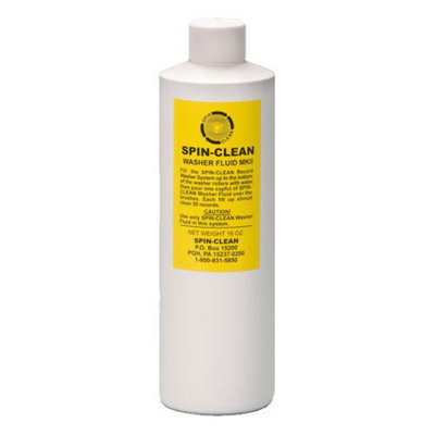 Spin-Clean 16 oz. Washer Fluid for Record Washer MKII