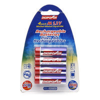 DigiPower AA Nickel Metal Hydride Rechargeable Batteries