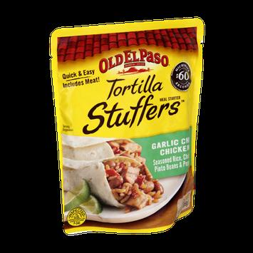 Old El Paso® Garlic Chili Chicken Tortilla Stuffers