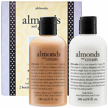 Philosophy Almonds And Cream
