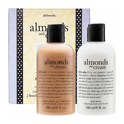 Philosophy Almonds And Cream