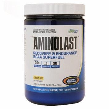 Gaspari Nutrition Aminolast Recovery & Endurance BCAA