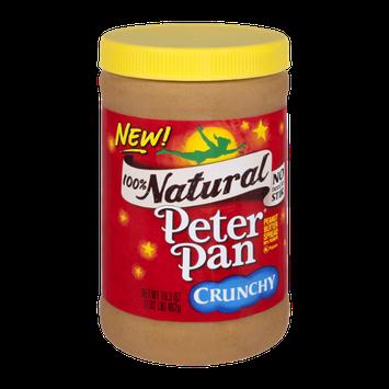 Peter Pan 100% Natural Crunchy Peanut Butter