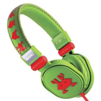 Moki ACCHPPOF Popper Over-the-Ear Headphones - Green (4MOK00560)