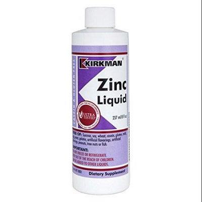 Zinc Liquid 8 oz.