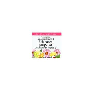 Eclectic Institute Inc Echinacea Purpurea Tangerine, Tangerine 2 Oz Alcohol free