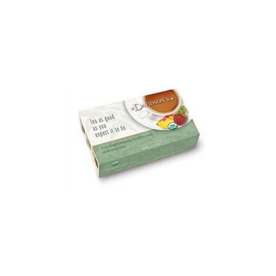 Davidson's Tea Davidson Organic Tea 207 Childrens Christmas Tea, Box of 100 Tea Bags