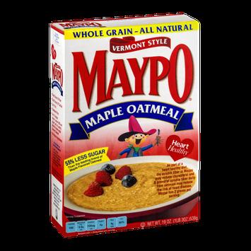Maypo Maple Oatmeal Vermont Style