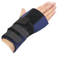 Trainers Choice Trainer's Choice Single Stay Wrist Support, Blue, Small