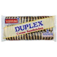 Sugar Kake Vanilla Cremes Sandwich Cookies
