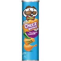 Pringles Cheez Ummms Mild Jalapeno Cheddar Potato Crisps