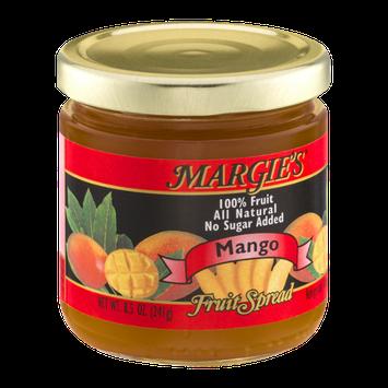 Margie's Fruit Spread Mango