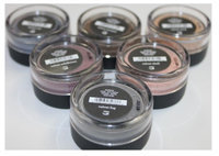 Bare Escentuals bare Minerals 6 Velvet Eyecolors .57g Sea/Coconut/Sand/Shell/Wildflower/Fog